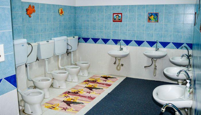 Στρυμφόσπιτο WC